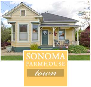 Sonoma Farmhouse Town